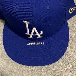 LA gold edition 7 5/8 hat